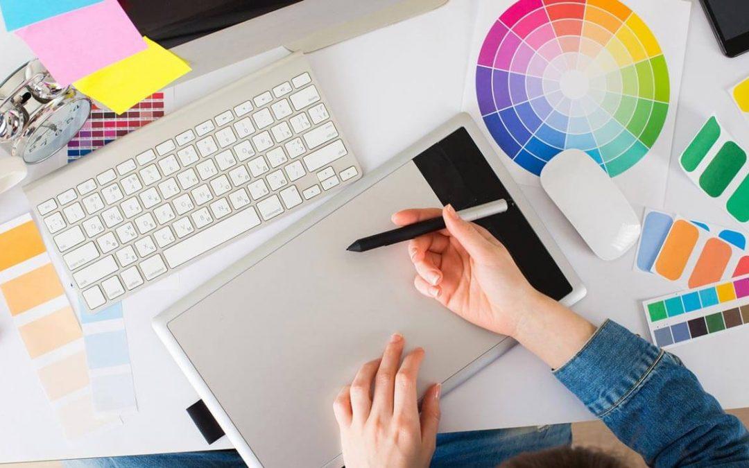 أقسام التصميم الجرافيكي