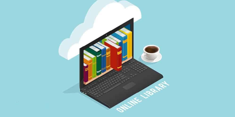 أشهر المكتبات الإلكترونية في العالم
